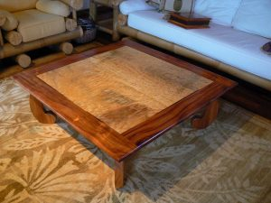 "Mango Coffee Table 45"" x 45"""