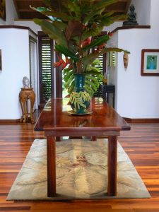 Robusta Eucalyptus Table View 3