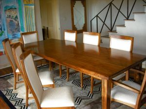 Dining Room Table Blackwood Eucalyptus