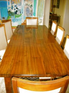 Dining Room Table 9' Long